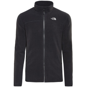 The North Face 100 Glacier Full Zip Jacket Men TNF Black